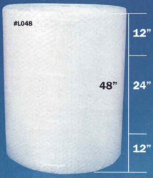 Bubble Pack and Polyethylene Foam