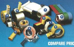 Carton Sealing Tapes and Adhesive