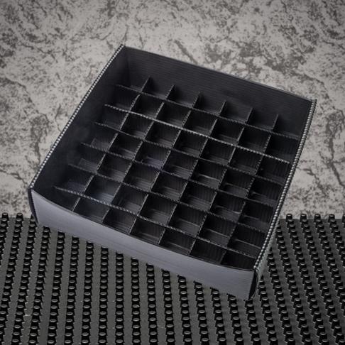 Plastic Corrugated